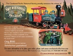 Model Railroad Ad