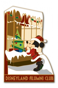 Disneyland Holiday Pin