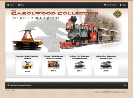 The Carolwood Collection